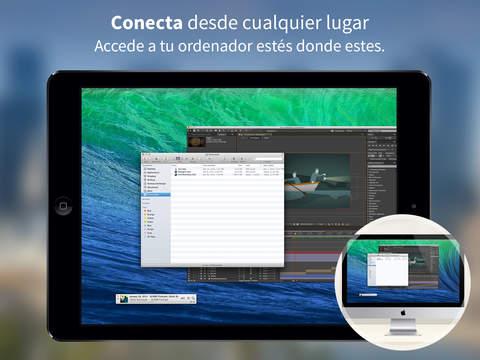 Screens VNC - Acceso remoto a su ordenador