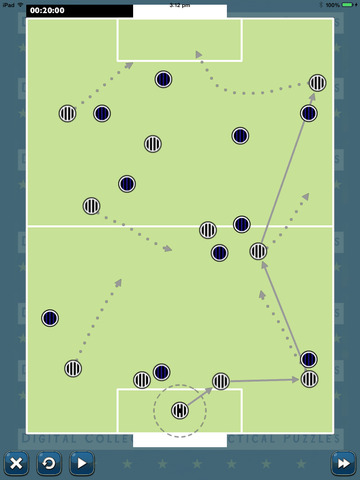 The Football Playbook- Tactical Puzzles