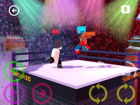 Wrestling Mania 3D