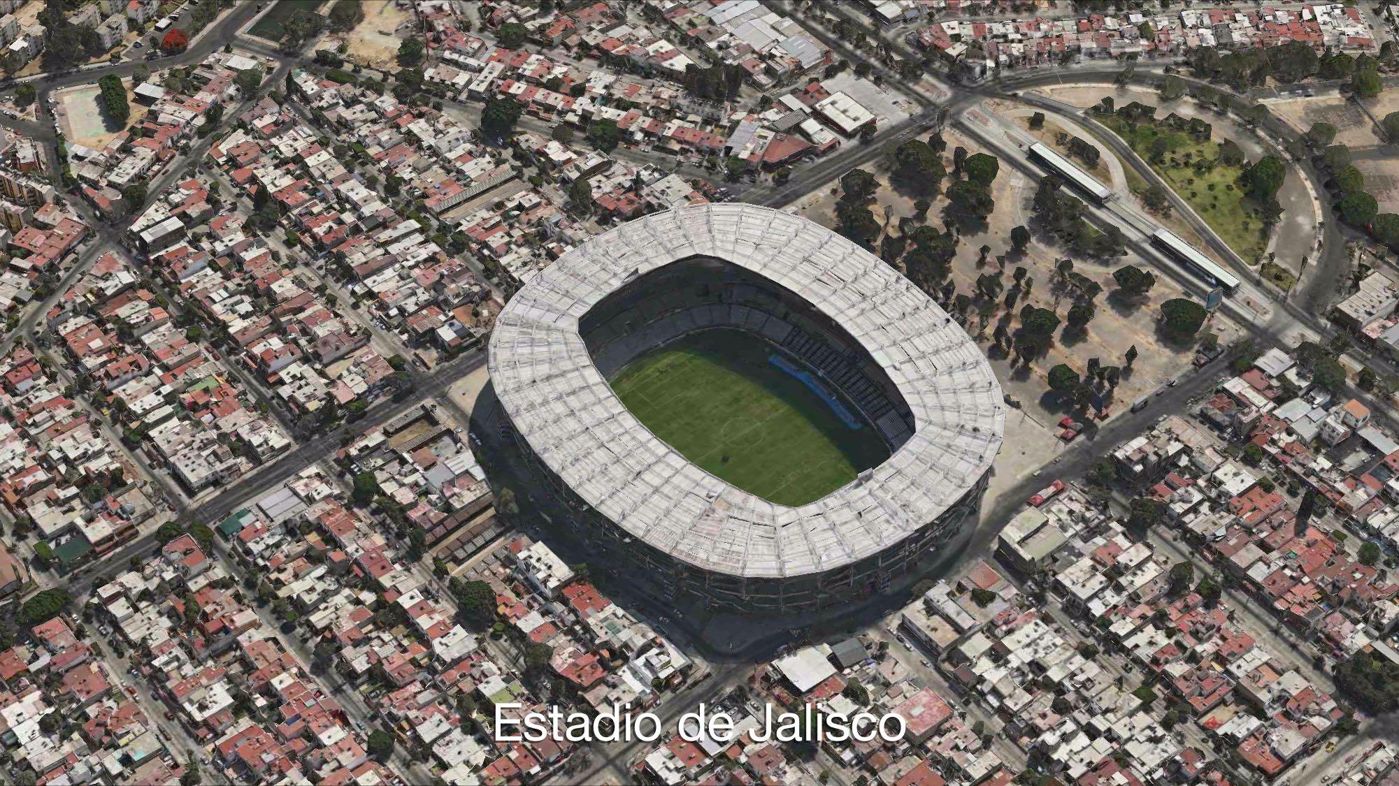 flyover Guadalajara