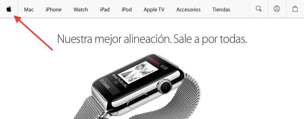 icono destacados iPad