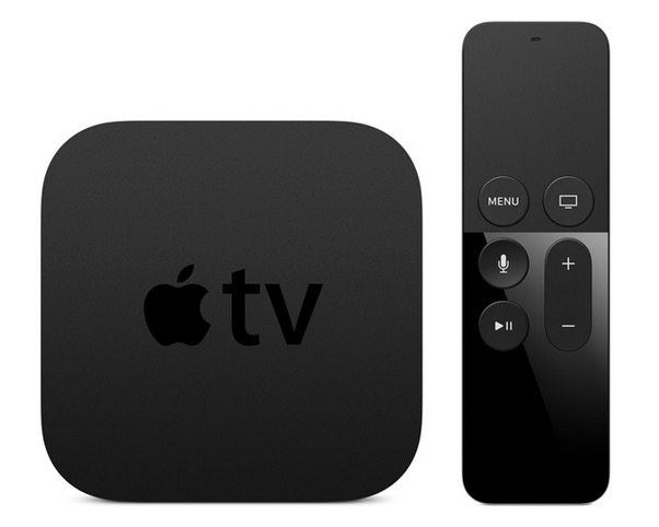 Apple TV mando