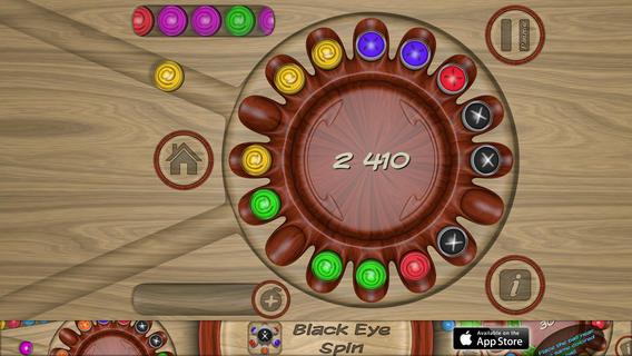 Black Eye Spin