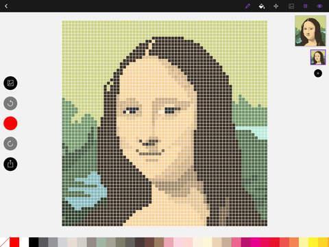 Dots (Pixel Art)