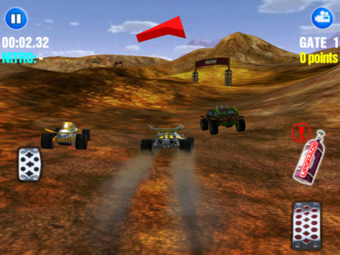 Dust- Offroad Racing