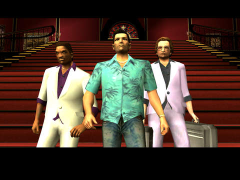Grand Theft Auto- Vice City