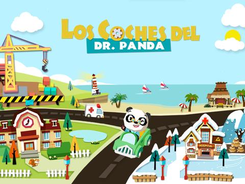 Los Coches del Dr. Panda