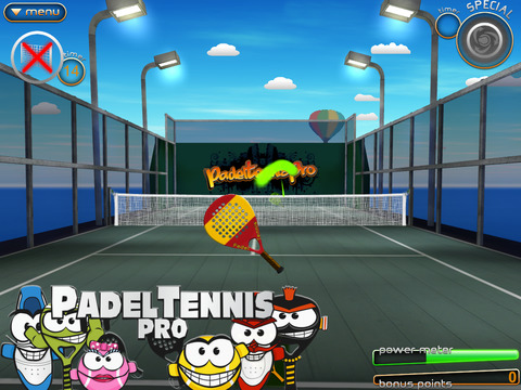 Padel Tennis Pro
