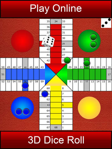 Parchis MultiPlayer Online