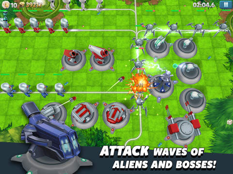 Tower Madness 2- Alien Invasion Defense (RTS)