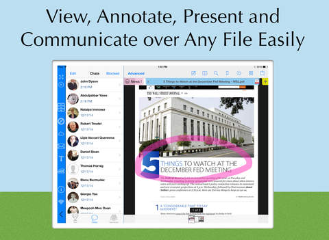 ViewChat PDF Reader with Instant PDF Converter