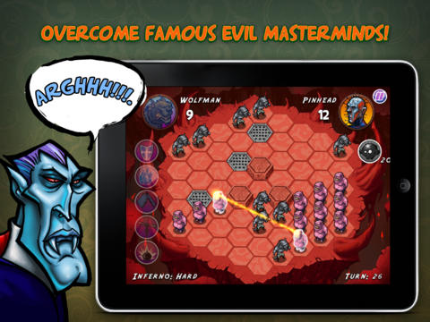 Zombie Quest HD - Mastermind the hexes