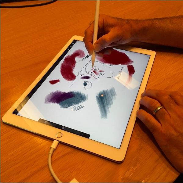 iPad Pro Pixar 3