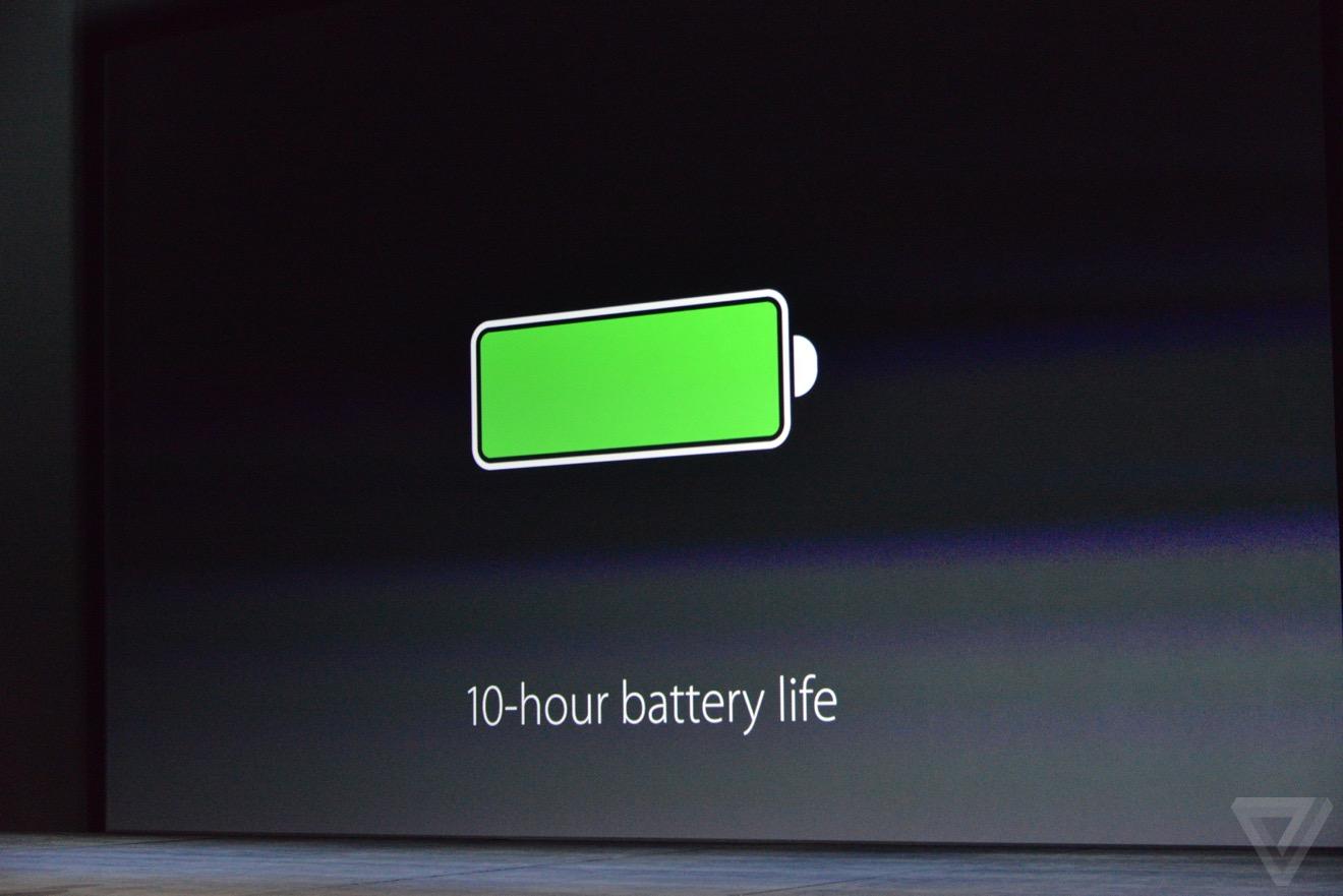iPad Pro autonomia bateria