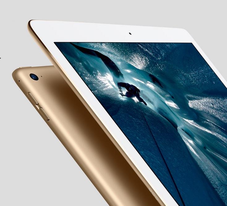 iPad Pro camara