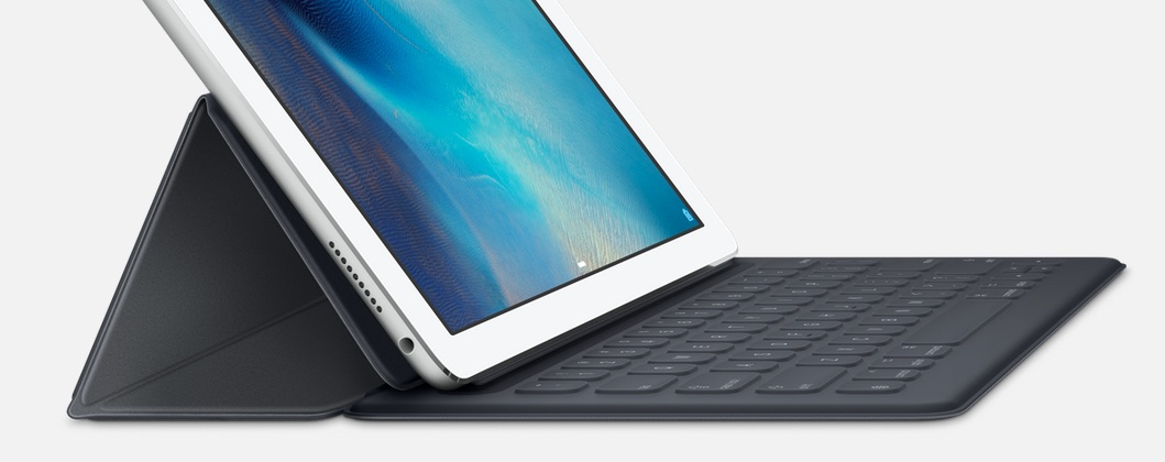 iPad Pro teclado Smart keyboard