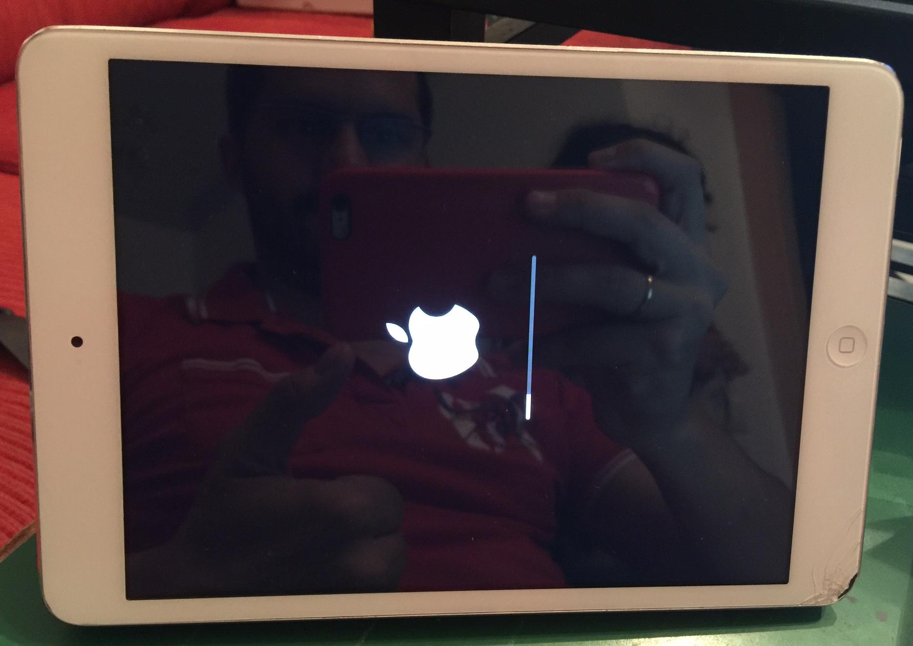 iPad actualización