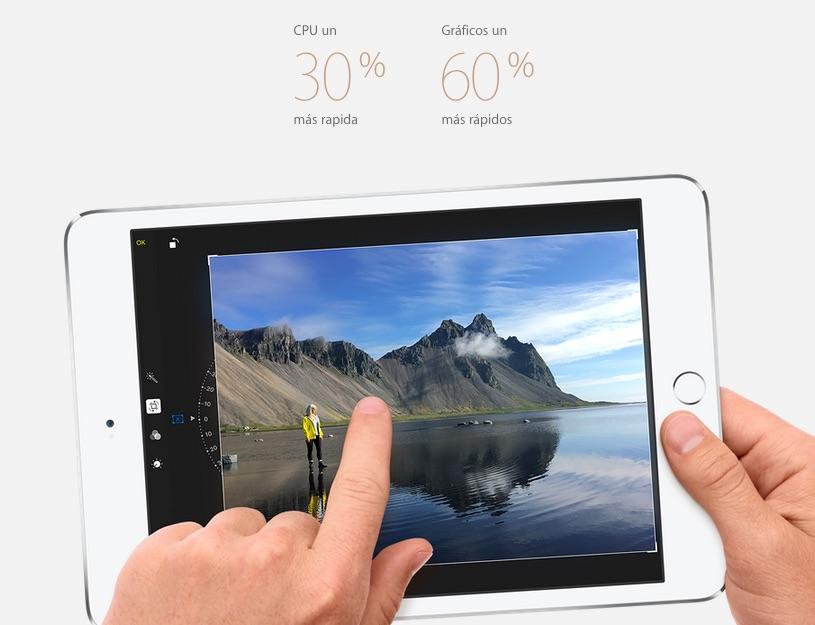 iPad mini 4 chip