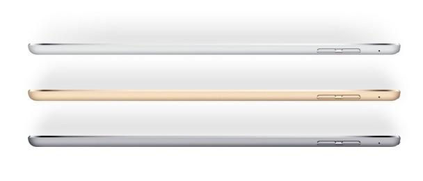 iPad mini 4 grosor