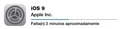icono descargar iOS 9