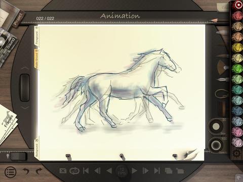 Animation Desk Premium