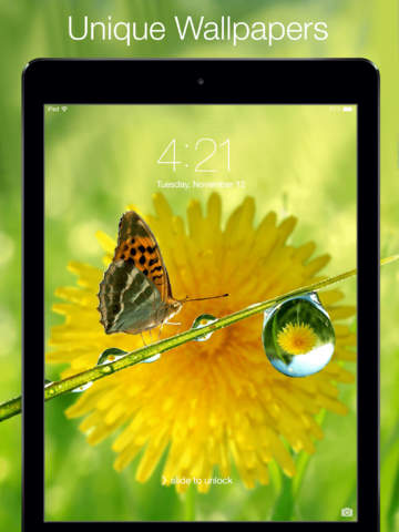 One Million HD Wallpapers for iPad
