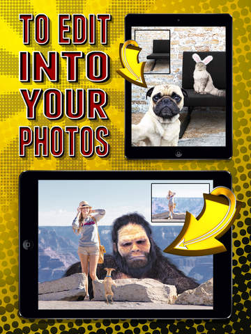 PhotoCrash 2 Photo Editor Blend Images, Effects FX & Backgrounds