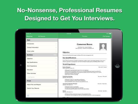 Smart Resume Pro- Resume and CV Designer