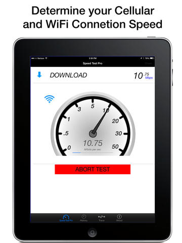 Speed Test Pro