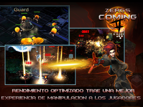 Zergs Coming 2 - Ángel Vengador