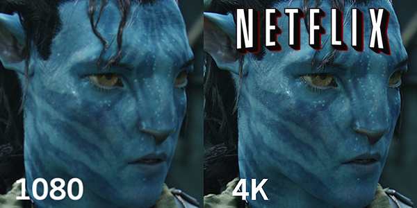 netflix 4K