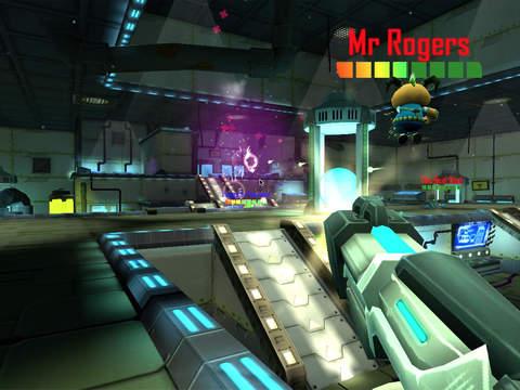 BattleBears Overclock FPS Online Multiplayer Shooting War