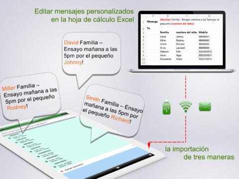 ExcelSMS – Agrupa SMS desde Excel