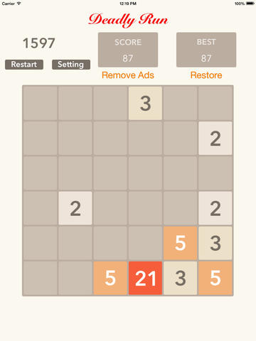 Fibonacci Game