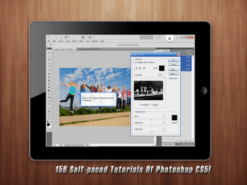 Interactive Tutorials For Photoshop CS5 · Full Version