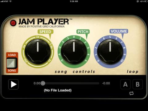 Jam Player