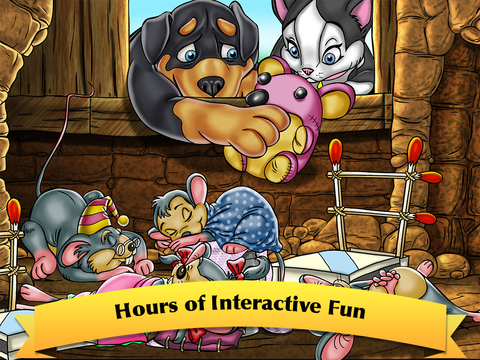 Read-Along Interactive Kids StoryBook