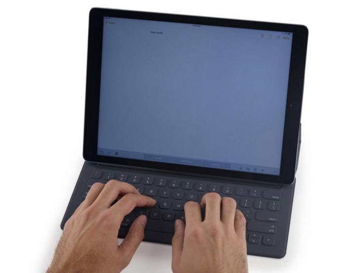 iPad pro Smart Keyboard teardown 1