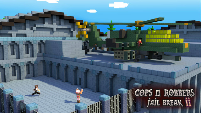 Cops N Robbers (Jail Break 2)