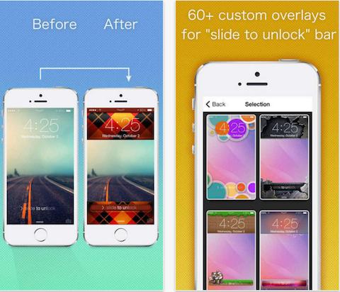 MagicLocks -- LockScreen Wallpapers With Creativity