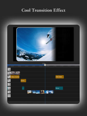 MovieSpirit - Professional Movie Maker, Video Editor