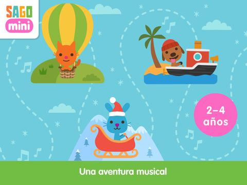 Sago Mini Caja musical