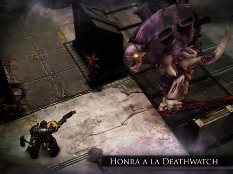 Warhammer 40,000- Deathwatch - Tyranid Invasion