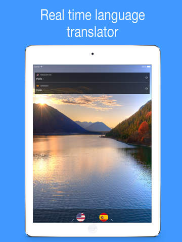 myTranslator.io- Real Time Language and Text Translator with Speech and Dictionary
