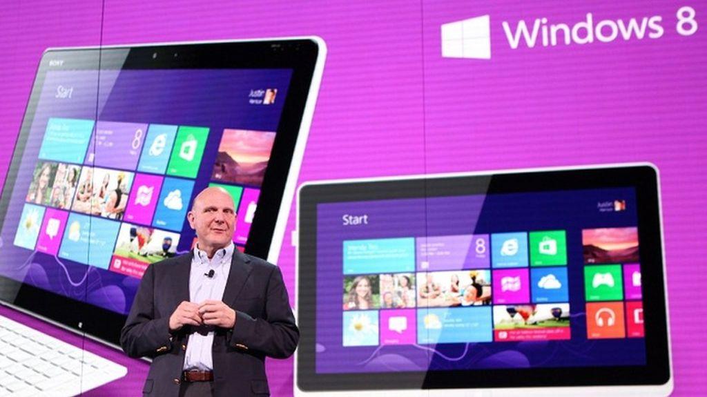 Windows 8, el signo de los tiempos de Microsoft