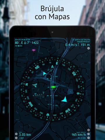 Commander Compass