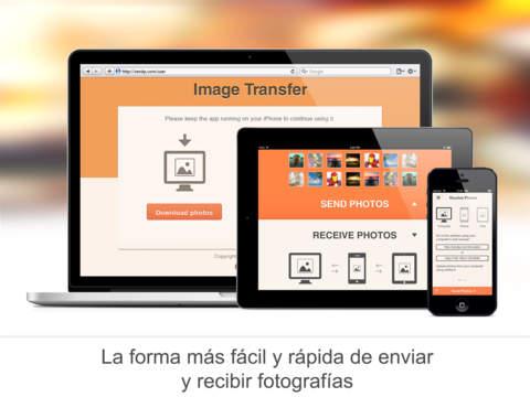 Image Transfer Plus