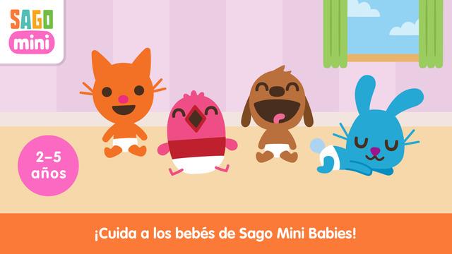 Sago Mini Babies