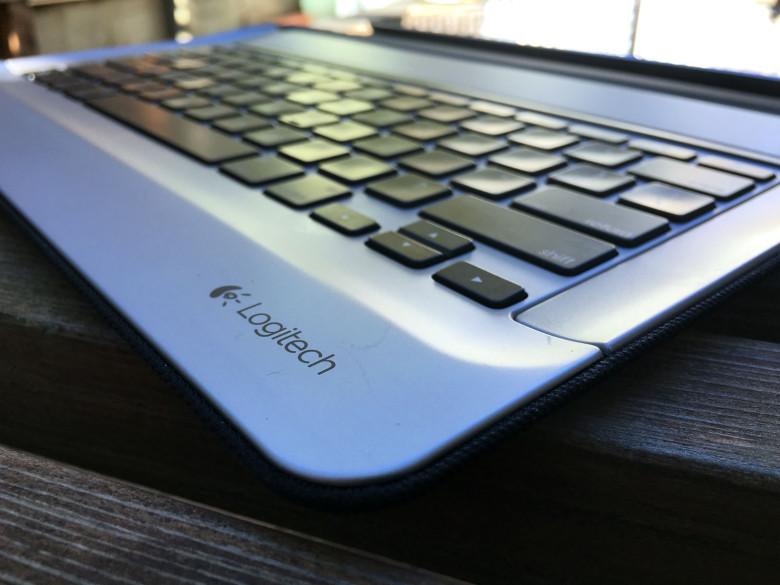 logitech create keyboard