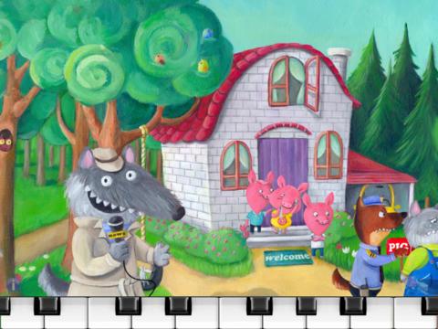 3 Piggy Opera